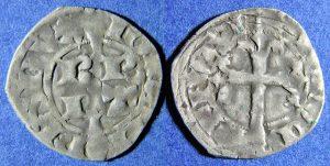 denier coin