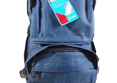 backpack biru