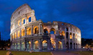 italia coloseum