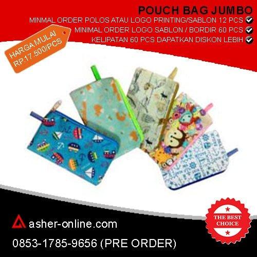 pouch bag bandung