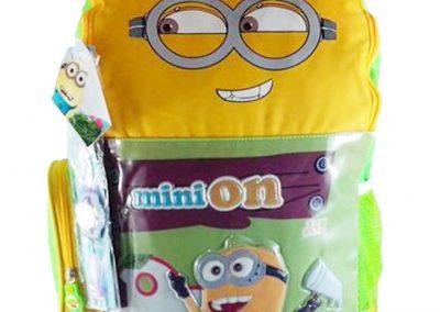 tas minion hijau