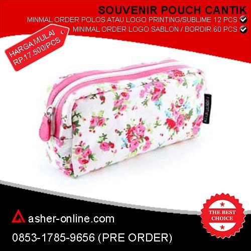 souvenir pouch bandung