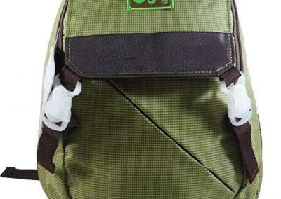 tas sporty hijau