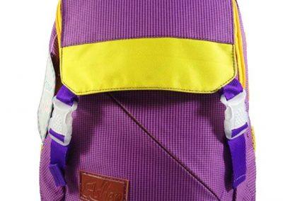 tas sporty ungu