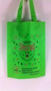 Goodie bag natal