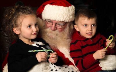 Tas Natal Untuk Keceriaan Acara Natal