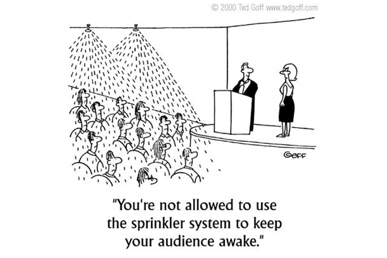 mengingat presentasi seminar