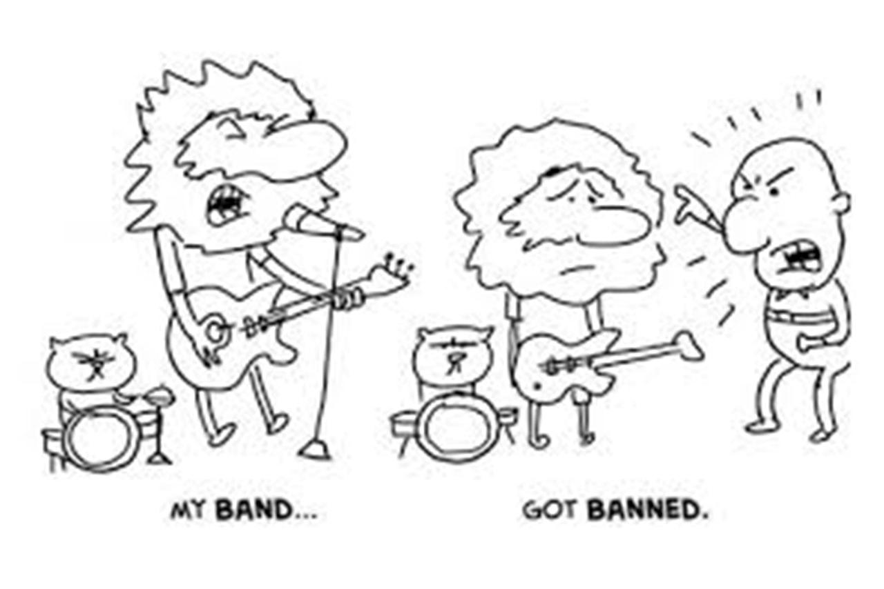 suara sama band