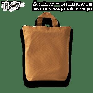 Rp.55 rb – TK7 Tas Promosi Kanvas