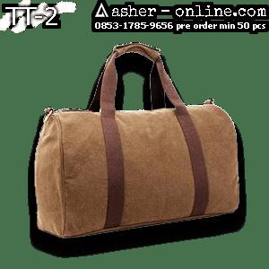 Tas Travel Kanvas – Rp. 80rb – TT2