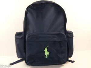 original polo backpack