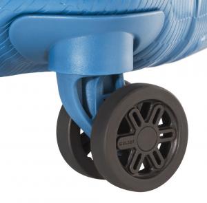 roda koper biru