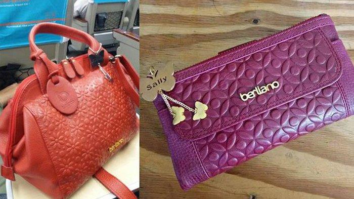 tas wanita berliano